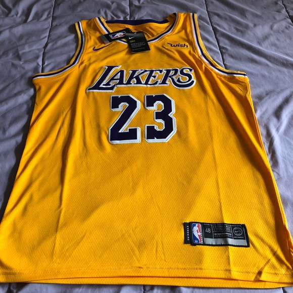 wholesale dealer a012c 45b93 Lebron James Los Angeles Lakers Home Jersey